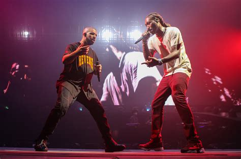 Drake's Summer Sixteen Tour: List of Special Guests