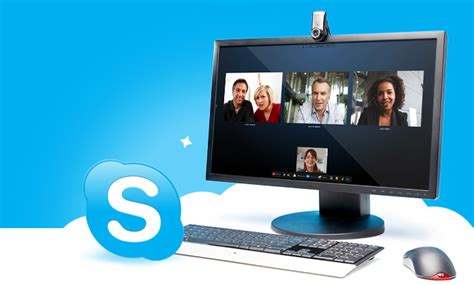 Skype Meetings: Video telephony in the browser for small