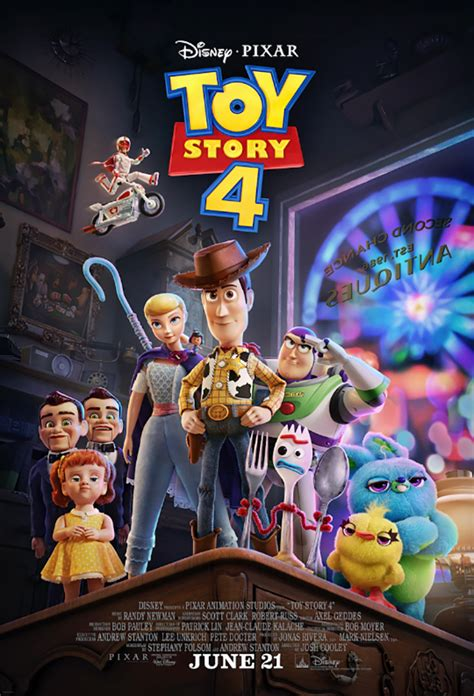 Toy Story 4: Forky is introduced in the new trailer