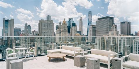 The 35 Best Rooftop Bars in New York | Rooftop Bar Guide 2020