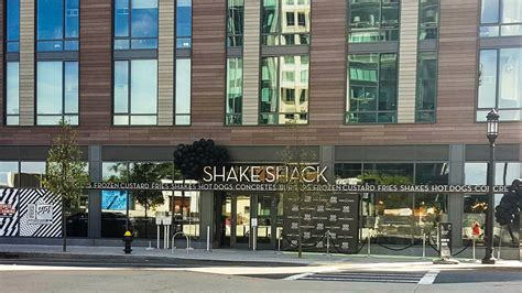 The 100th Shake Shack Opens Today, and It's Right Here in