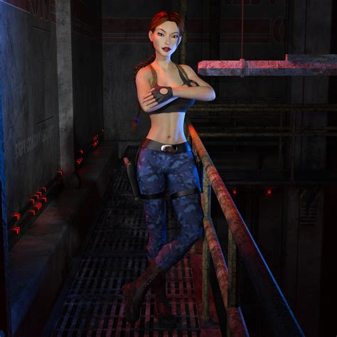 tombraider4evers Fmv Lara model - Page 37 - www