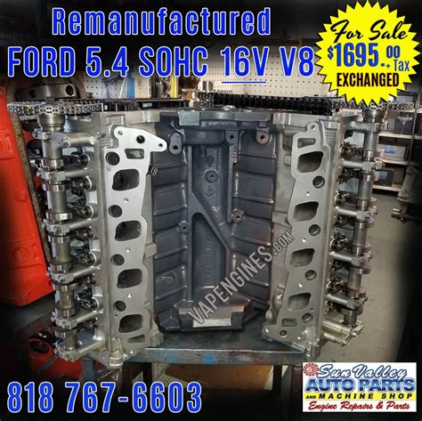 Remanufactured 97-06 Ford 5