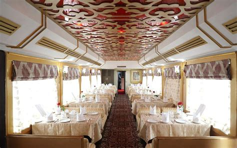India's 'Palace on Wheels' Is One of the Most Luxurious