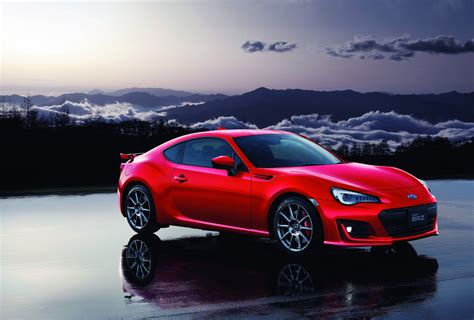 Subaru BRZ GT Launched in Japan With Sachs Dampers