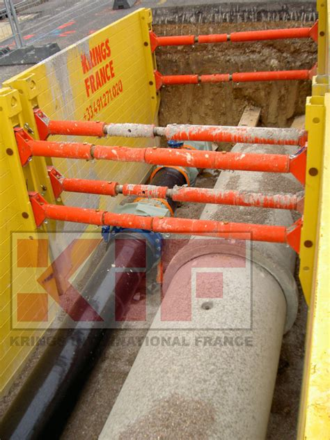 Standard box KS60 / Trench boxes / Our products / Accueil