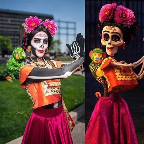 """Ezcosplay on Twitter: """"Frida from Coco"""