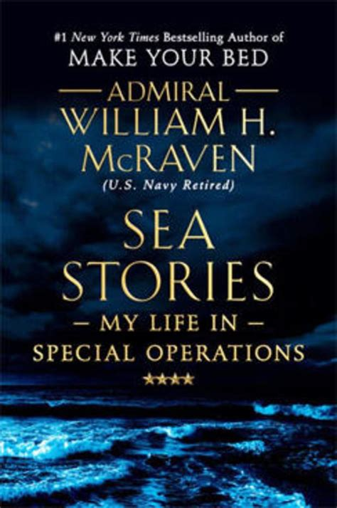"""Book excerpt: """"Sea Stories: My Life in Special Operations"""
