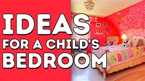 DIY Ways To Make Your Child's Bedroom Magical l 5-MINUTE