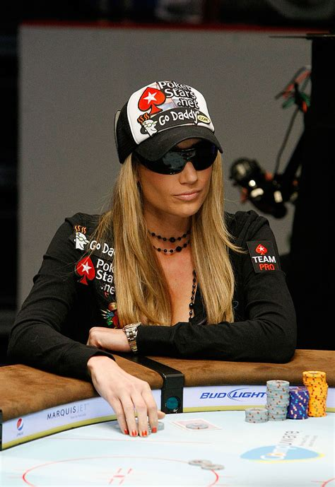 Why Is Poker Player Vanessa Rousso Taking A Big Gamble On