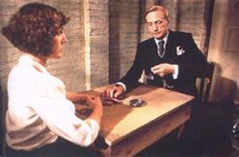 Lord Peter Wimsey on TV with Edward Petherbridge
