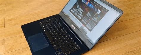 Asus Zenbook UX430 series review - compact 14-inch gaming
