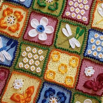 Crochet Patterns for Blankets and Afghans