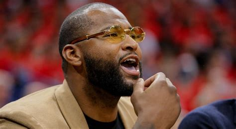 DeMarcus Cousins: 'There's some mother(bleepers) out there