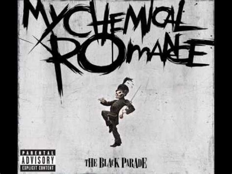 My Chemical Romance - Welcome To The Black Parade (audio