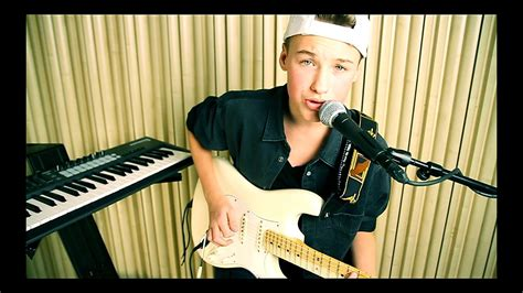 The Weeknd - Starboy (Cover by Liam) - YouTube