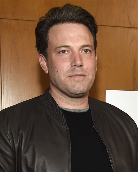 Ben Affleck Looks Like a Whole New Man After Shaving Off