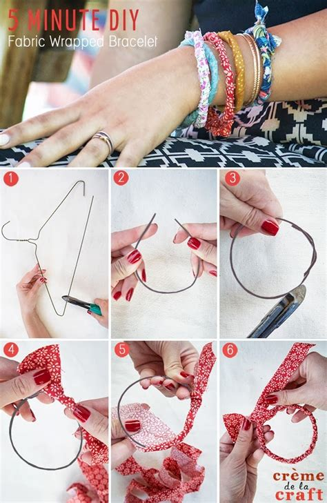 5 Minute DIY Bracelet Pictures, Photos, and Images for