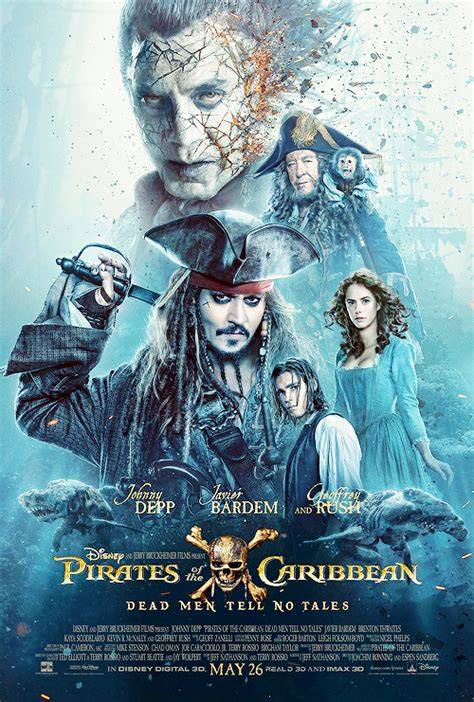Pirates of the Caribbean: Dead Men Tell No Tales Is