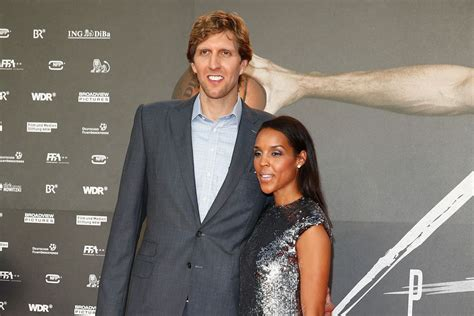 Dirk Nowitzki and his wife are expecting the couple's