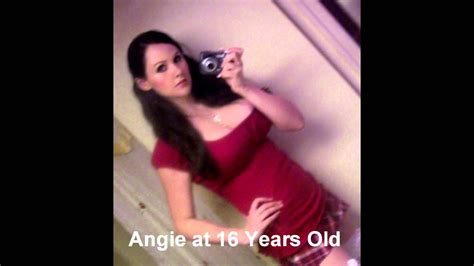 Angie Griffin Does Not Have Implants - Proof (Younger Pics