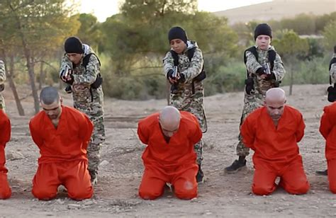 Central Asian Children Cast as ISIS Executioners | The