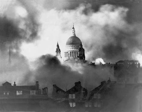 St Paul's Survives by Herbert Mason - Iconic Photograph