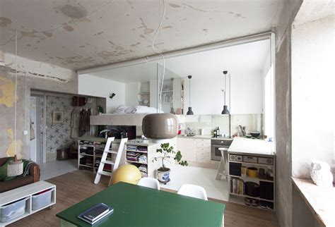 Inexpensive Studio Apartment Renovation With All-In-One