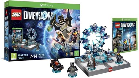 Xbox One Lego Dimensions Starter Pack - Lego Dimensions