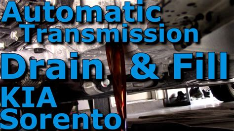 Automatic Transmission Fluid ATF Drain & Fill Complete HD