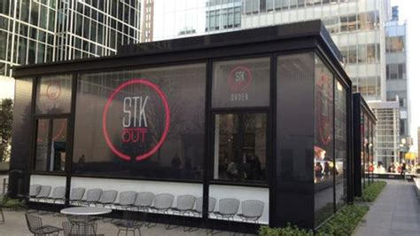STK Out Brings the Shake Shack Vibe to Bryant Park - Eater NY