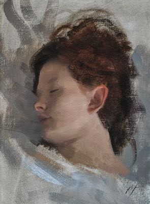 Nick Alm | Swedish Painter | Emotions - Fine Art and You