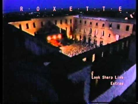 Roxette - Look Sharp Live  DVD Intro - Listen To Your