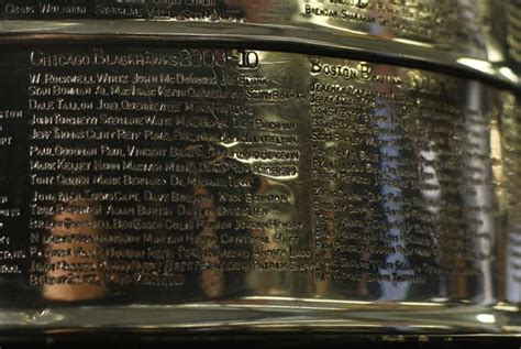 The Stanley Cup holds 14 cans of beer - 10 facts about the