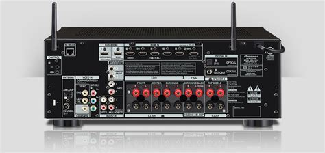 Pioneer A/V Receivers   Pioneer Electronics USA