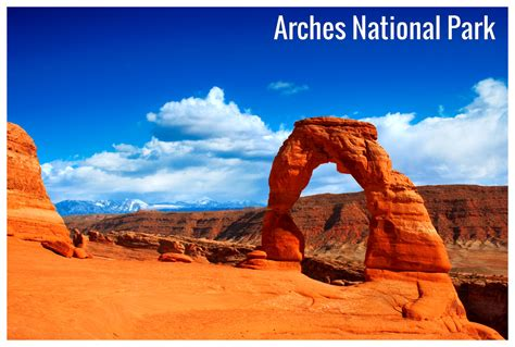 Arches National Park, Utah - Detailed climate information