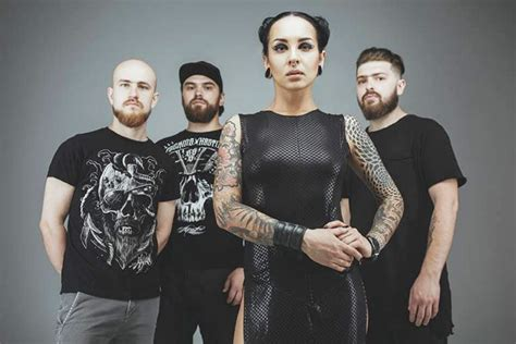 Jinjer South Africa tour   WeekendSpecial