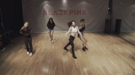 VIDEO: Black Pink drop a dance practice video for 'Whistle