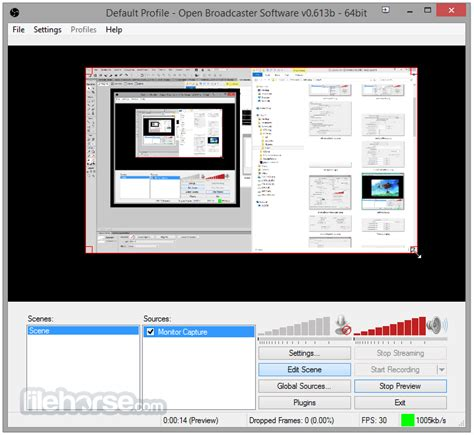 Open Broadcaster Software Download (2020 Latest) for
