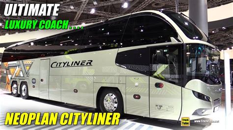 2019 Neoplan Cityliner L Luxury Coach - Exterior and