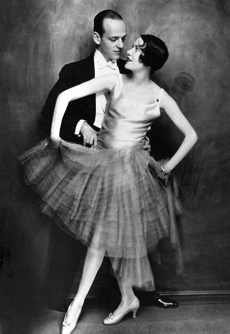 Fred Astaire 's dancing partners Ginger Rogers, Rita