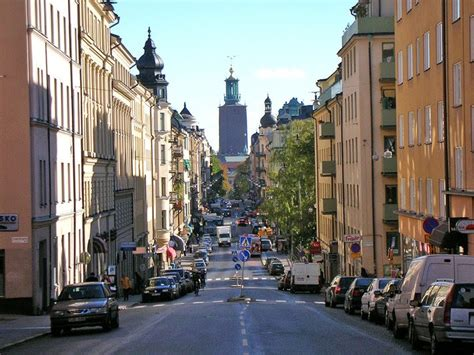 """Best place to visit around the world: Stockholm """"Most"""