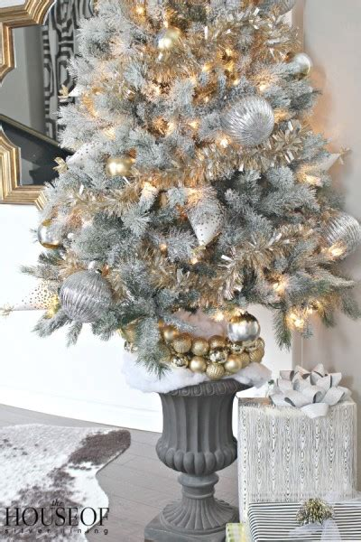 The Party Hat Christmas Tree - The House of Silver Lining