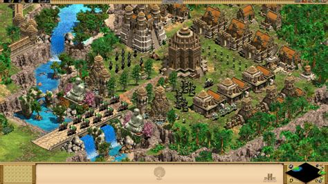 Age of Empires II HD: Rise of the Rajas   Forgotten Empires