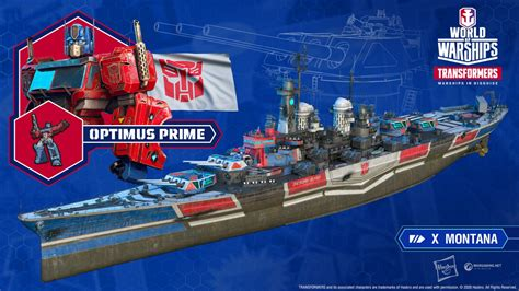 The Transformers Are Coming To World of Warships - Game