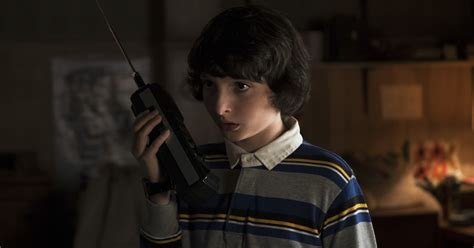 """Mike from """"Stranger Things"""" is an extra adorable teen in"""