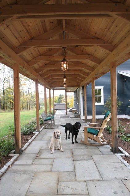 covered walk way from house to garage designs - Google