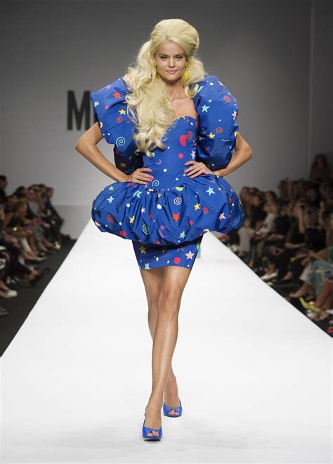 MOSCHINO SPRING SUMMER 2015 WOMEN'S COLLECTION | The