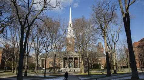 Harvard holds contest to change last line of alma mater