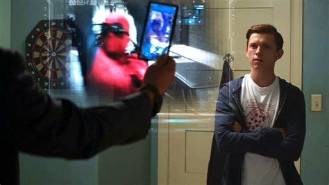 """Tony Stark Recruits Peter Parker """"You're Spider-Boy"""